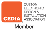 CEDIA Member Charlie Brown Sound