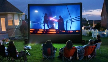 backyard-theater